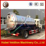 6, 000-8, 000 litros de las aguas residuales de carro de la succión