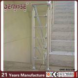 Горячая конструкция Railing металла лестницы сбывания (DMS-B22121)