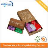 カスタマイズされたクラフトShirt Packaging Box (QYCI1520)