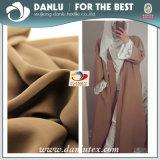 Tessuto di Abaya della pesca delle lane per il vestito dalla donna della mussola