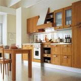 N et L Module de cuisine de luxe en bois solide pour l'Amérique du Nord