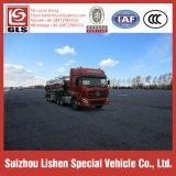 Flüssiges Sulfur Semi Trailer New Brand Alluminum Alloy 20000L 3 Axles Semi-Trailer Platform Hot Sell