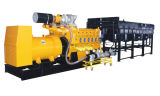 60Hz 1000kw Natural Gas Generator Set con Container Type