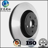 Autoteil-Bremsen-Platten für Ford-Autos ISO9001