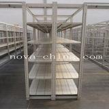 Средств Shelving обязанности гальванизированный сталью