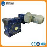 Motores eléctricos del gusano de rv pequeños con la caja de engranajes en China