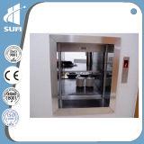 Elevador de la cocina de la velocidad 0.4m/S de la capacidad 300kg