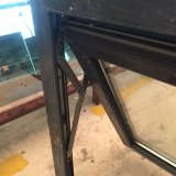 Mosquito estándar australiano de los marcos de ventana de aluminio