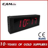"""[Ganxin] 1 """" mini despertador elétrico da tabela do diodo emissor de luz Digital do vermelho"""