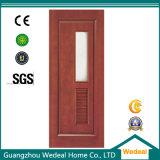 Kundenspezifische hölzerne Tür für Familien-Raum mit E1 (WDM-076)