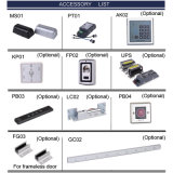 Sensor van de Positie van de Microgolf van de Deuren van Veze de Automatische