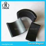 Magneet van de Motor van de Boog van de Grootte van de douane de Permanente Ceramische