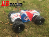 Jlb Best RC Car 1/10 Electric Brushless Monster Truck off-road 4WD 3670 Motor 11.1V 4000mAh Bateria (11101 (RTR))
