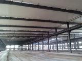 Prefabricar la planta del marco de acero con precio competitivo