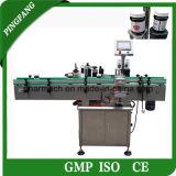 De automatische Machine van de Etikettering van de Positie van de Lucht Cilinder Vaste voor Ronde Flessen