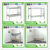 Schule-einfaches modernes doppeltes Metallkoje-Bett für erwachsenen Kursteilnehmer (BD-34)