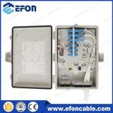 Fdb FTTH 24 코어 PLC 1*8 1*16 PLC 쪼개는 도구 섬유 광케이블 합동 상자 (FDB-024B)