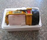 Tipo indicatore luminoso protettivo esplosione portatile della batteria a secco