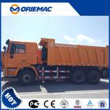 290HP Camion Shacman F2000 6X4 36200kg 팁 주는 사람 트럭 알제리아