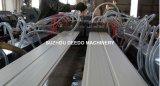 Máquina de PVC del techo del panel de pared de extrusión