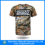 Mens를 위한 관례 100%년 Polyester High Quality Sublimated T Shirt