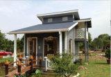 خفيفة فولاذ دار منزل