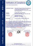 CNC de Snijder van het Plasma met De Nieuwe Voorwaarde znc-1500A van het Ce- Certificaat