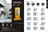 Push Button Door Lock Código de bloqueio mecânico do bloqueio de operação
