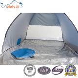 Wasserdichte automatische knallen oben Strand-Zelt für das Kampieren