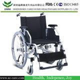 [فسكل ثربي] تجهيز كرسيّ ذو عجلات يتيسّر عربة إمداد تموين