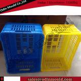 Disegno della gabbia di plastica e stampaggio ad iniezione