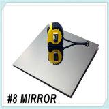 Feuille d'acier inoxydable du fini 409L 430 de miroir