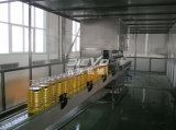 Linearer Typ Sonnenblumenöl-Füllmaschine