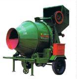 Tipo horizontal mezclador concreto del cilindro del tambor de la alta calidad Jzr350-Dh