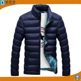 Großhandelswärmen winter-Bomber-Umhüllungen-Männer aufgefüllte Mäntel Ski-Umhüllung