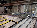 Machine en aluminium d'armature de module solaire automatique pour le collage