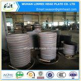 Protezione di estremità capa servita ellittica del tubo degli accessori per tubi