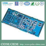 Una scheda madre elettrica delle 4 porte di Ethernet del pattino della scheda madre Gt-N8000