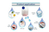 携帯用発電機オゾン水処理