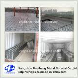 Heißes eingetauchtes galvanisiertes Stahlfußbodendecking-Blatt