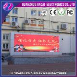 Farbenreiches Video des LED-Schaukasten-P3.91 LED täfelt im Freienled-Bildschirmanzeige