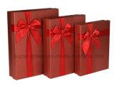 La nouvelle conception de vente chaude personnalisent la boîte-cadeau de papier
