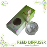 Fragrance Custom Gy Spring Type Aroma Reed Diffuser Gift Set Hotel / Indoor Speciale aanbieding