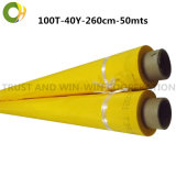 100t-40y-260cm Silk Screen Pritning Mesh pour impression
