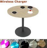 表のデスクトップの家具のチーの無線電信の充電器