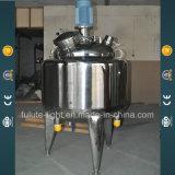 Vaso de mezcla de la calefacción de Electrci del acero inoxidable de 250 galones