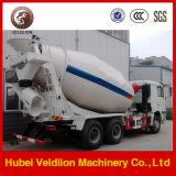Kubikmeter-Beton-LKW des Weichai Motor-8-10