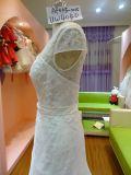 Spätestes Popularl Hochzeits-Kleid-Braut-Mädchen-Kleid Uw4040