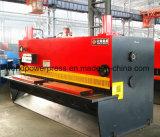 Máquina de corte hidráulica automática da fábrica