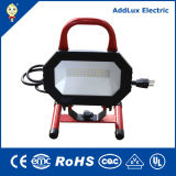 UL-cUL-FCC-RoHS 4000k 15W 30W 12V LED Worklight con el trípode